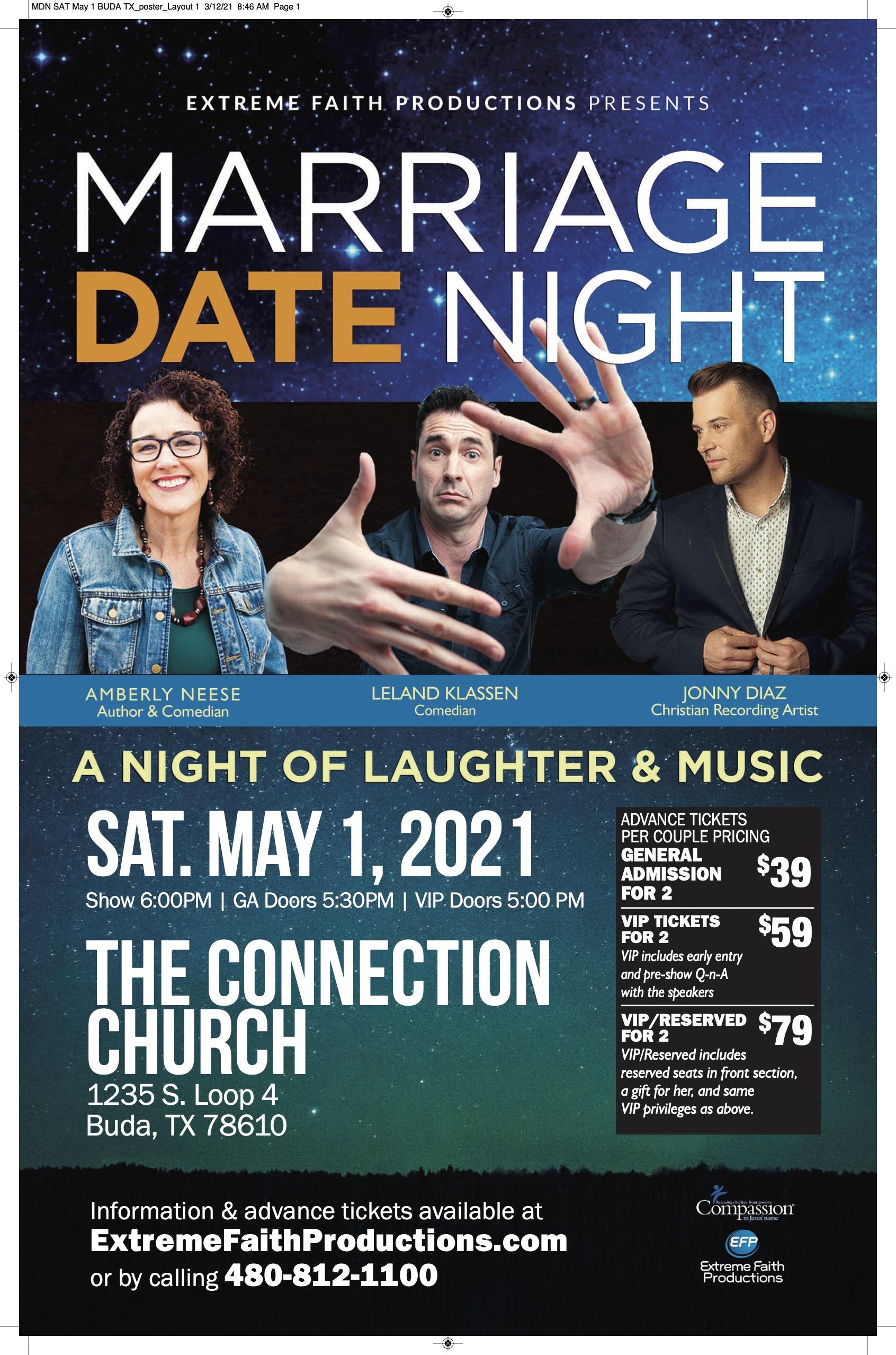 MDN SAT May 1 BUDA TX-poster